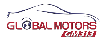 Global Motors 313 Logo